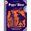 Debbie Campbell: Pepys Show - Teachers Book (Book and CD) - Campbell, Debbie (Composer)