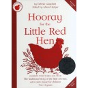 Debbie Campbell: Hooray For The Little Red Hen - Teachers Book/CD - Campbell, Debbie (Composer)