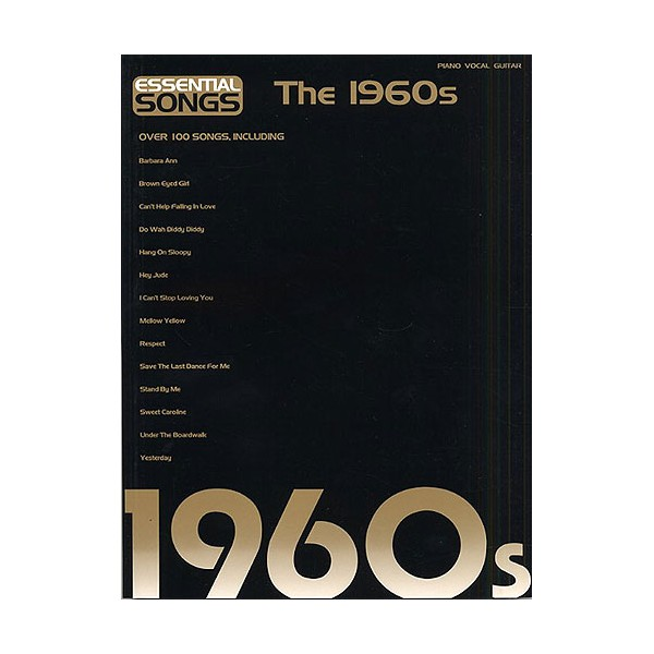 Essential Songs: The 1960s