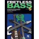 Fretless Bass: A Hands-On Guide Including Fundamentals, Techniques, Grooves, and Solos