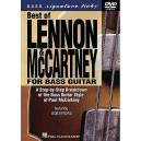 Best Of Lennon And McCartney For Bass Guitar DVD