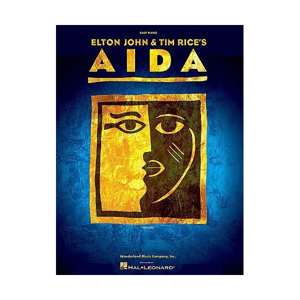 Elton John & Tim Rice: Aida (Easy Piano)