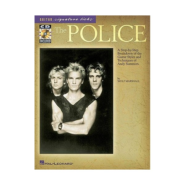 The Police: Guitar Signature Licks