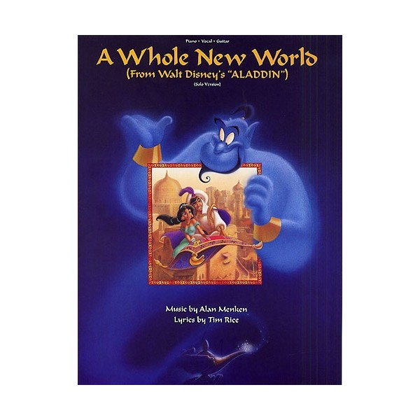 Tim Rice And Alan Menken: A Whole New World