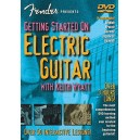 Fender Presents: Getting Started On Electric Guitar (DVD)