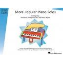 Hal Leonard Student Piano Library: More Popular Piano Solos Level 1