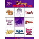 Disney Movie Fun (5 Finger Piano)