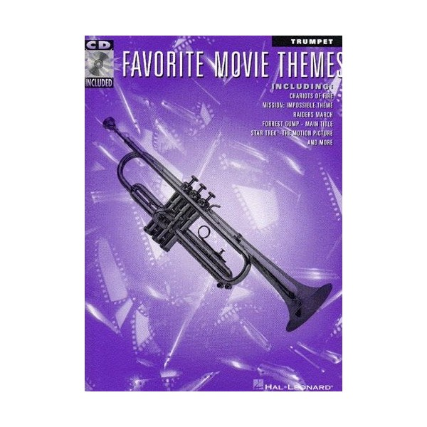 Favorite Movie Themes for Trumpet