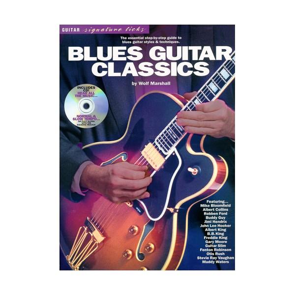 Blues Guitar Classics