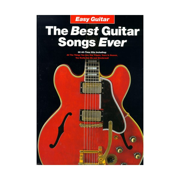 The Best Guitar Songs Ever