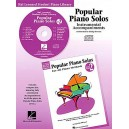 Hal Leonard Student Piano Library: Popular Piano Solos Level 2(br) Instrumental Accompaniments (CD)