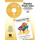 Hal Leonard Student Piano Library: Popular Piano Solos Level 3(br) Instrumental Accompaniments (CD)