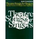 Theatre Songs For Singers: Baritone/Bass