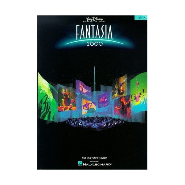 Disney Fantasia 2000 For Easy Piano