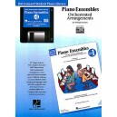 Hal Leonard Student Piano Library: Piano Ensembles Level 1 (GM Disk)