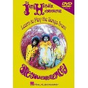 Learn To Play The Songs From Jimi Hendrix: Are You Experienced DVD