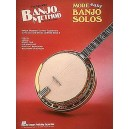 Hal Leonard Banjo Method: More Easy Banjo Solos