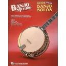 Hal Leonard Banjo Method: More Easy Banjo Solos
