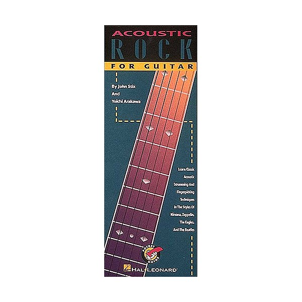 John Stix/Yoichi Arakawa: Acoustic Rock For Guitar - Pocket Guide