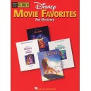 Disney Movie Favorites For Recorder