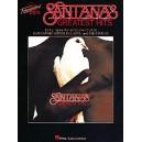 Santana: Greatest Hits (Transcribed Scores)