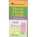 Hal Leonard Student Piano Library: Music Flash Cards Set B
