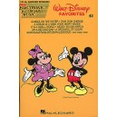 Walt Disney Favorites: Easy Electronic Keyboard Music 43