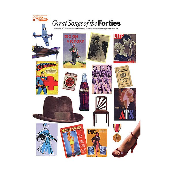 E-Z Play Today 8: Great Songs Of The Forties