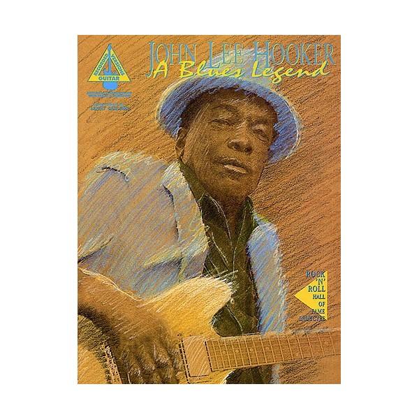 John Lee Hooker: A Blues Legend - TAB