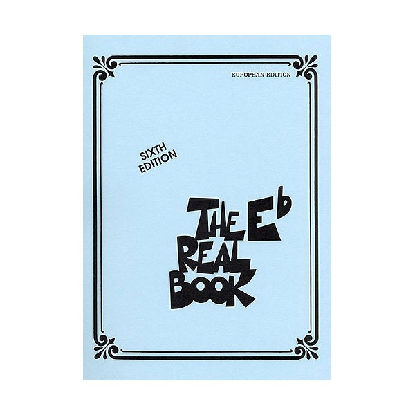 The Real Book - Sixth Edition (E Flat Instruments)