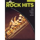 Rock Hits Instrumental Playalong: Alto Saxophone