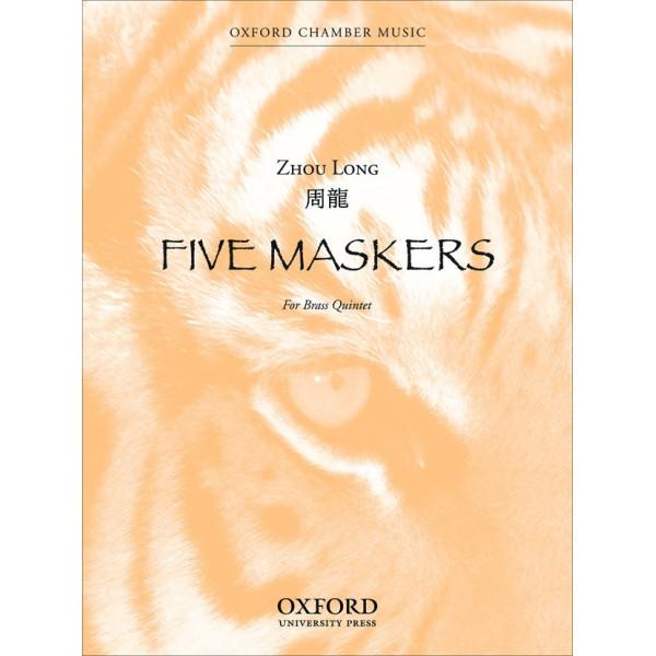 Five Maskers - Zhou Long,