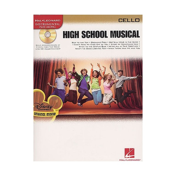 High School Musical - Cello