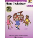 Hal Leonard Student Piano Library: Piano Technique Book 2 (Book/CD)