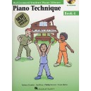 Hal Leonard Student Piano Library: Piano Technique Book 4 (Book/CD)