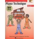 Hal Leonard Student Piano Library: Piano Technique Book 5 (Book/CD)