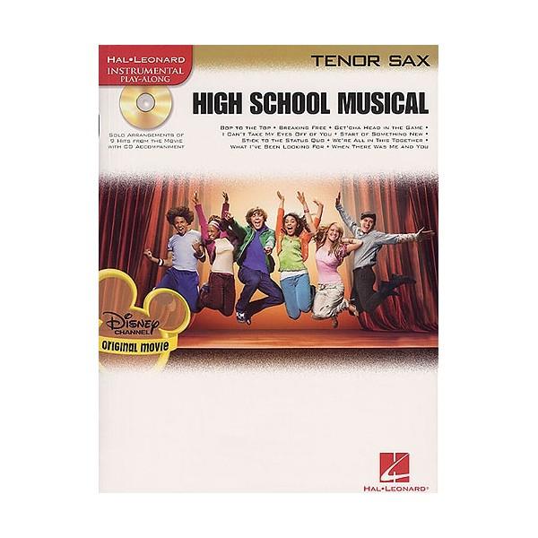High School Musical - Selections (Tenor Saxophone)