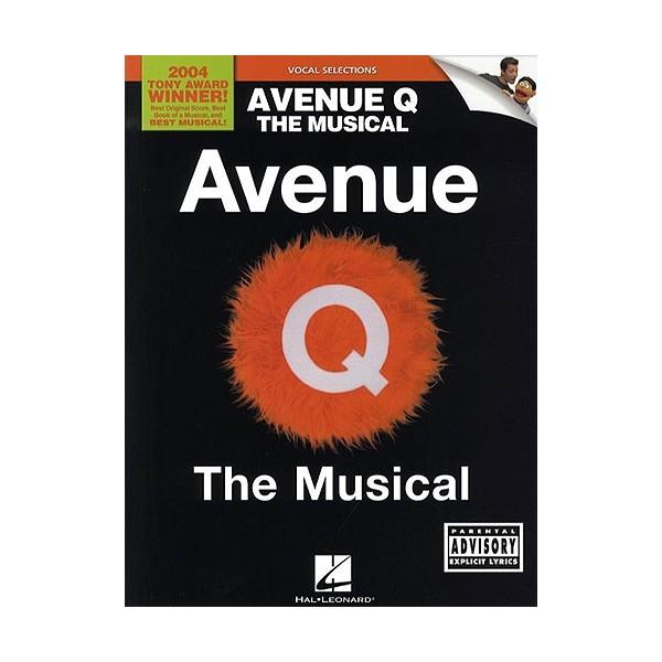 Robert Lopez/Jeff Marx: Avenue Q - Vocal Selections