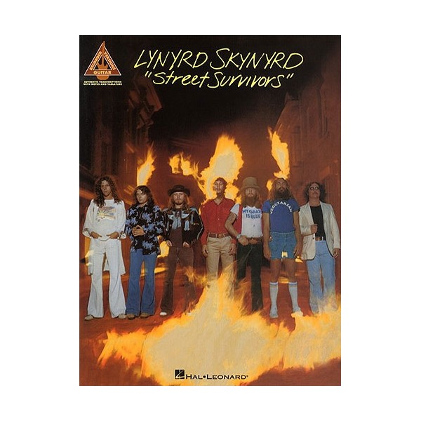 Lynyrd Skynyrd: Street Survivors (Guitar Recorded Versions)
