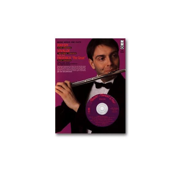 HAYDN Divertimento in D major: VIVALDI Concerto in D major, op. 10 No. 3 Bullfinch: FREDERICK THE GREAT Concerto in C major