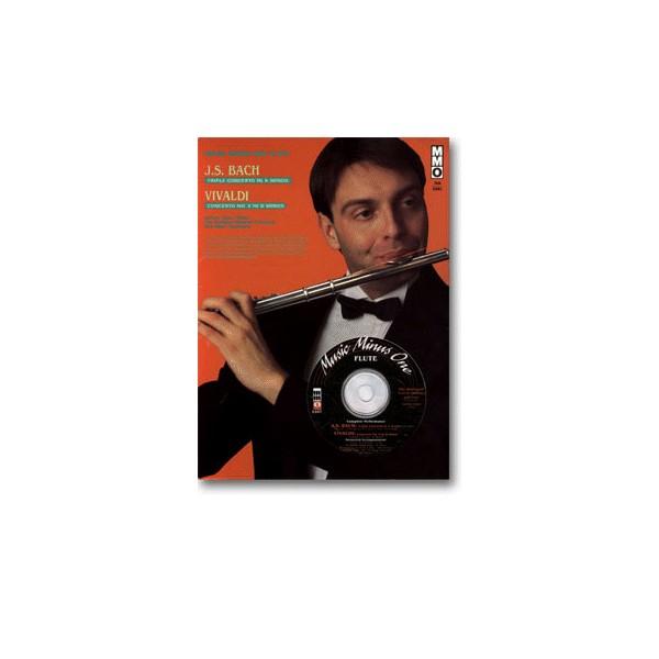 J.S. BACH Triple Concerto in A minor, BWV1044: VIVALDI Concerto in D minor, op. 8, no. 9, RV236