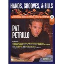 Pat Petrillo: Hands Grooves And Fills (Book/DVD)