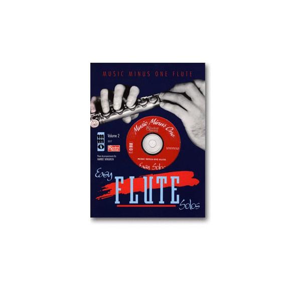 Easy Flute Solos: Beginning Students, vol. II (Digitally Remastered 2-CD Set)