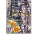 Flute & Guitar Duets, vol. I (Digitally Remastered 2 CD Set) - Music Minus One