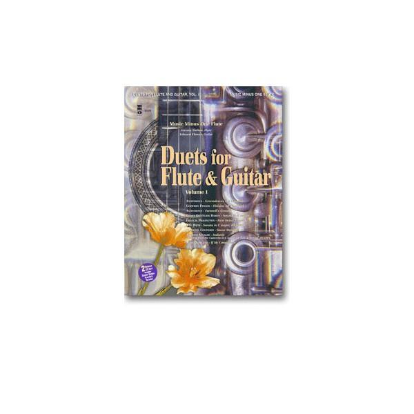 Flute & Guitar Duets, vol. I (Digitally Remastered 2 CD Set)