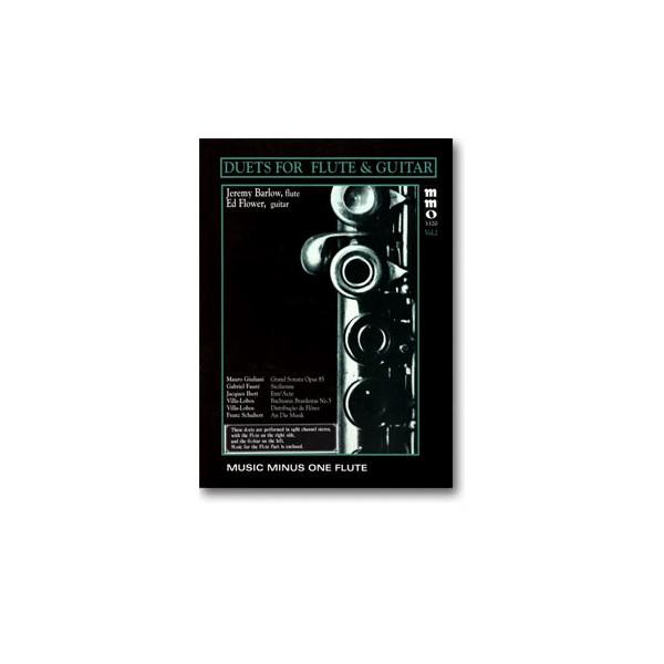 Flute & Guitar Duets, vol. II (3 CD set)