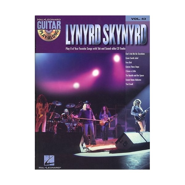 Guitar Play-Along Volume 43: Lynyrd Skynyrd