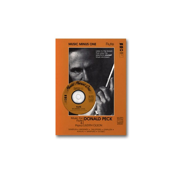 Beginning Flute Solos, vol. II (Donald Peck)