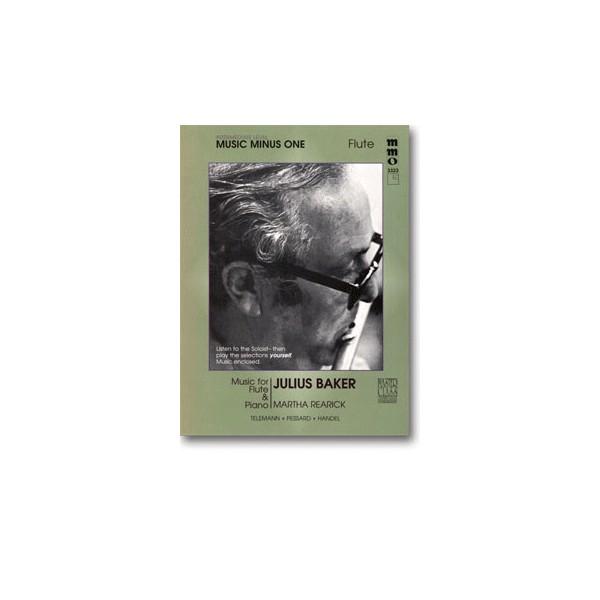 Intermediate Flute Solos, vol. I (Julius Baker)