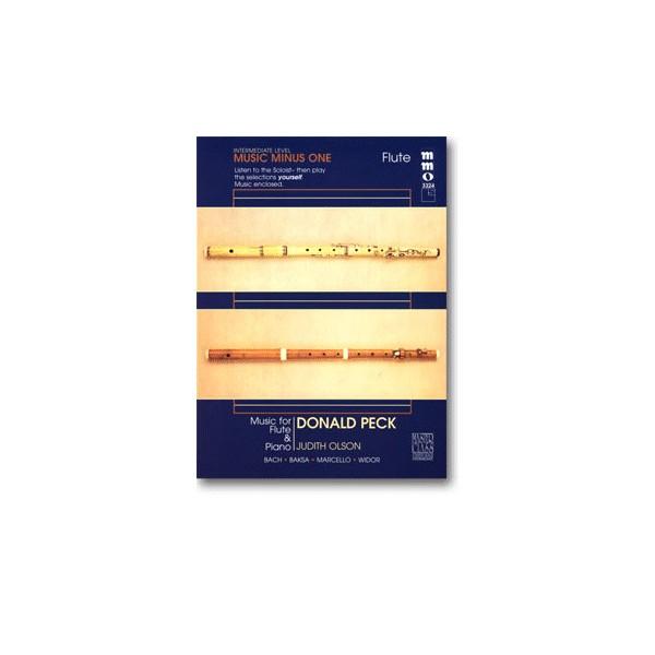 Intermediate Flute Solos, vol. II (Donald Peck)
